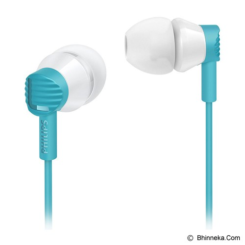 PHILIPS Ear Phone [SHE 3800 TL] - TORQUISE BLUE - Earphone Ear Monitor / Iem